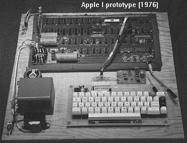 Timeline of Microcomputers (1971-1976)